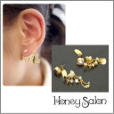 Paired with your choice of honey Salon! Earrings ♪ イヤーライン piercing accessories earrings women's fs3gm