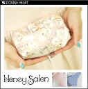 Honey Salon bag pouch jewel FOX Idol pouch small cute make Purch makeup pouch animal pattern Ribbon fs3gm