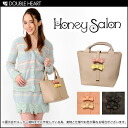 The image of honey Salon Paris women simple bag ♪ this Womens handbag black beige leather 2013 fall/winter new fs3gm