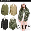MAISON GILFY sale cool suit casual! military JK ladies, mail order, camouflage jacket | | (1131140060 / 1131140061) fs3gm