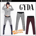 Jada Director miyauchikushido Julia Chan wear items! nice Setup! Houndstooth コンビスキニー Womens skinny pants bottoms slim stretch fs3gm