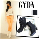 Jada [GYDA, sporty sneaker boots ☆ ヒールロング sneaker women's white boots short boots [071411831601] 2014 spring summer new [stock]