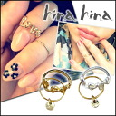 fascinated by the beautiful [hinahina, hinahina fingertips I ファランジリング! LOVE ファランジ ring ring ring, pinky ミディリング joint rings [ITK]