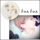hinahina (hinahina) accessories store trio Paul Pierce two set women's accessory brand Yoshikawa well this blog (ITK)
