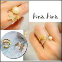 hinahina (hinahina) accessories mail order shooting stars and big ring ring star Pearl brand Yoshikawa well this blog (ITK)