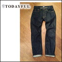 TODAYFUL[ today full ]LIFE's[ life] mail order [going to be received the beginning of November ]NOHA's Denim denim jeans jeans Boys Lady's Satoshi Yoshida incense Pi(P] blog [11421405]#203