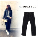 TODAYFUL (today for) LIFE's (life's) store (book) (June-end of stock) NOHA's Denim denim jeans jeans boys ladies Yoshida Reika Pi # 203 (P-CHAN) blogs (11421405)