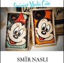 Samir [SMIR NASLI] Summer Mickey Minnie Mobile Case [April-end of stock] iPhone case iPhone5/5 S Mickey Minnie Disney characters