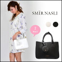 Samir (SMIR NASLI) store (book) (stock 3 months early) Square Mini Shoulder screaminishoulder bags ladies also tote bag 2-WAY handbag (0106-11708)