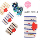Samir (SMIR NASLI) store iPhone case (book) (stock 3 months early) Lip Border Mobile Case iPhone5/5 S iPhone6 iPhone case cover notebook-popular brands (0106-31582/0106-31583)