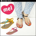 Final disposition Super sale! Mel Sandals melissa's sister brand ♪ Blackberry (BlackBerry) shoes, sandals and rubber shoes / | ladies, mail order, beach sandals | fs3gm