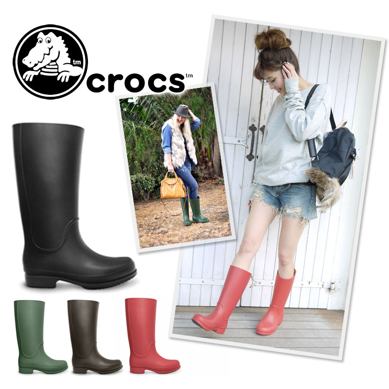 DOUBLEHEART | Rakuten Global Market: Final disposition Super crocs ...