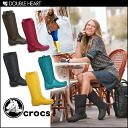 wearing Crocs and ease No.1 ♪ rain or fashionable feet! Rainflow Floe Boots rain boots | Womens, boots, rain boots, casual | fs3gm