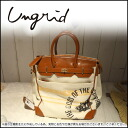 recommended for travel and can hold plenty of ungrid [アングリッド] ♪ we stock from early March print BIG BAG ladies bag tote bag unisex [111411032101]