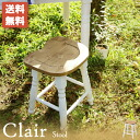 P27Mar15 point-up Festival opening special stool chair chair chair chair chair seat stool living door kitchen wooden pine wood country cute fashionable points 10 times