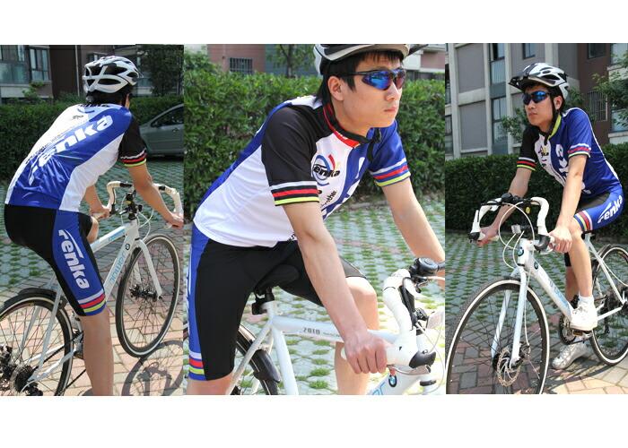 サイクルジャージセット、サイクルウェア