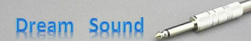 DreamSound:楽天市場にお店をオープンいたしました!よろしくお願いたします。