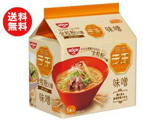 日清食品日清ラ王味噌5食パック×6袋入