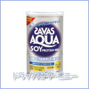330 g of 100 the bus (SAVAS) aqua soy protein orange flavors
