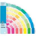PANTONE ( PANTONE ) PLUS pastel and neon-Guide (coated paper + high-quality paper)