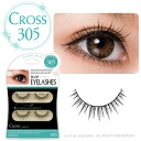 D.U.P EYELASHES CROSS 305