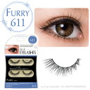 D.U.P Eyelash ( eyelashes ) FURRY 611