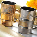 It is a <silver sellout>Arita ware making 《 bamboo 》 beer mug gold one piece of article (entering gift / gift set / family celebration / marriage family celebration / wedding ceremony / gift in return / present / Father's Day / Mother's Day / respect