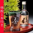 "Excellent case present Arita ware making ""rock autumn shower"" free cup shochu set"