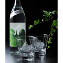 Luminal k old glass, set of 2 & Satsuma shochu 900 ml set