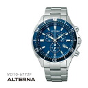 CITIZEN citizen ALTERNA alternative eco-drive watch VO10-6772F