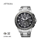CITIZEN citizen ATTESA atessa AT9024-58E Eco-Drive eco-drive watch double direct flight needle formula men's watch