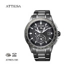 CITIZEN citizen ATTESA atessa AT9025-55E Eco-Drive eco-drive watch double direct flight needle formula men's watch