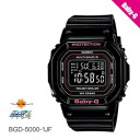 CASIO Casio baby-g baby G BGD-5000-1JF ladies watch apap8