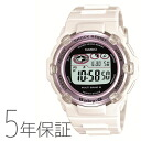 CASIO Casio BABY-G baby G Lady's watch REEF( leaf) BGR-3003-7BJFupup7