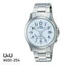◆ deals ◆ CITIZEN citizen Q & Q radio clock HG00-204