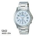 ◆ deals ◆ CITIZEN citizen Q & Q radio clock HG00-204