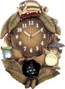 CITIZEN citizen rhythm clocks became my Neighbor Totoro clock キャラクターク rock 4MJ837MN06 Totoro M837Nfs3gm