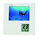 Graduation memorabilia you like? Vertical position and next put-enabled photo frame lock alarm clock clock Adesso 8881 W