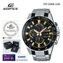 The second CASIO Casio EDIFICE エディフィスインフィニティ red bulldog racing limited edition EFR-540RB-1AJR men watch
