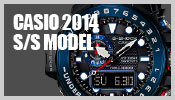 CASIO spring summer model 2014