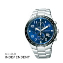 Citizen citizen INDEPENDENT independence solar technical center BA5-538-71 men watch