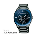 Citizen citizen INDEPENDENT independence clear pebble unisex solar technical center BH7-318-51 watch