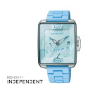 Citizen citizen INDEPENDENT independence swing unisex BQ5-013-11 watch