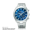 Citizen citizen watch watch INDEPENDENT independence BR1-412-71fs3gm