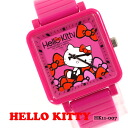 Perfect for gifts! Hello Kitty watch HELLO KITTY WATCH CAs citizen Q & Q hk11-007fs3gm
