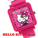 It is good to a present! Hello kitty watch HELLO KITTY WATCH casual watch citizen Q&Q hk11-008fs3gm