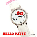 It is good to a present! Hello kitty watch HELLO KITTY WATCH casual watch citizen Q&Q HK15-131