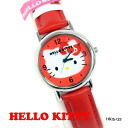 It is good to a present! Hello kitty watch HELLO KITTY WATCH casual watch citizen Q&Q HK15-132