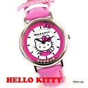It is good to a present! Hello kitty watch HELLO KITTY WATCH casual watch citizen Q&Q HK17-132