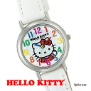 It is good to a present! Hello kitty watch HELLO KITTY WATCH casual watch citizen Q&Q Q563-432upup7
